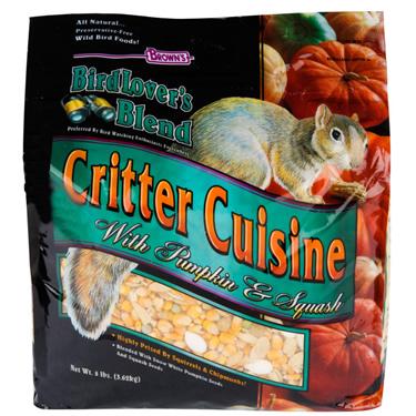 Critter Cuisine