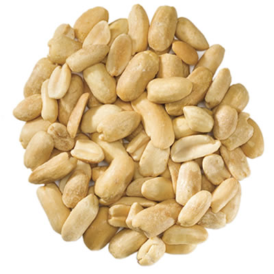 Shelled Peanuts Bird Seed