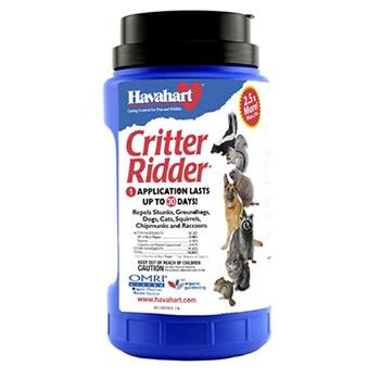 Critter Ridder - 5 lbs.