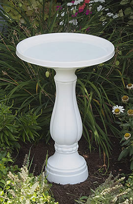 Allied Economy Bird Bath
