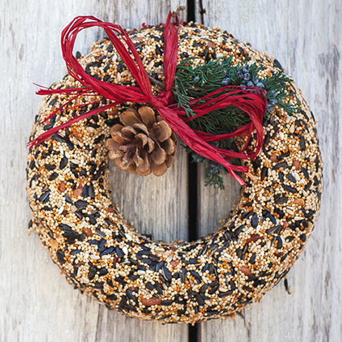 Wild Feast Wreath
