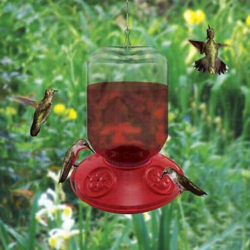 Dr JB's Hummingbird Feeder 48 oz
