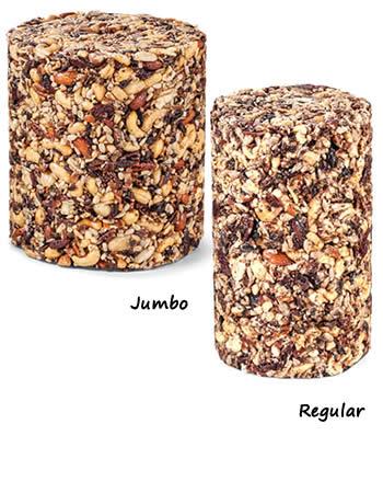 Nutsie Seed Logs