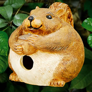 Portly Squirrel House