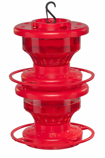 Double Stack Hummingbird Feeder