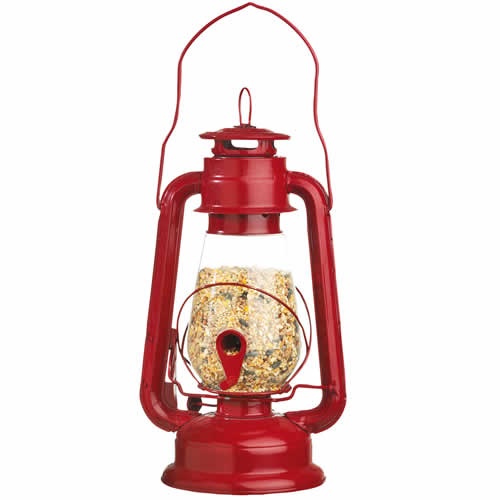 Hurricane Lantern Feeder