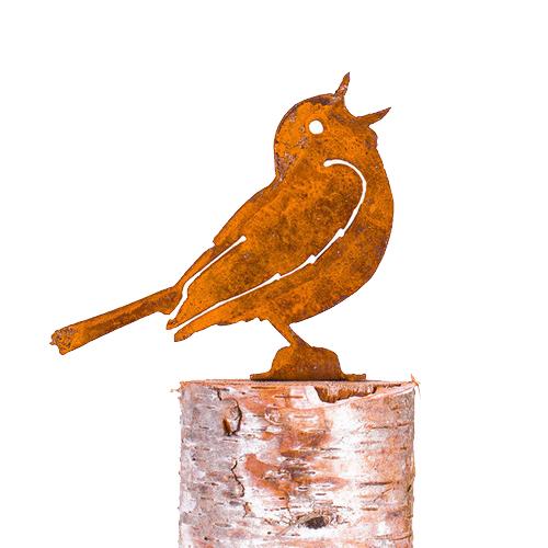 Rustic Singing Warbler