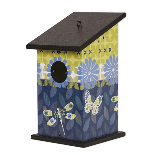 Capistrano Medley Birdhouse