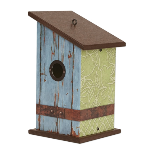 Spring Song Birdhouse