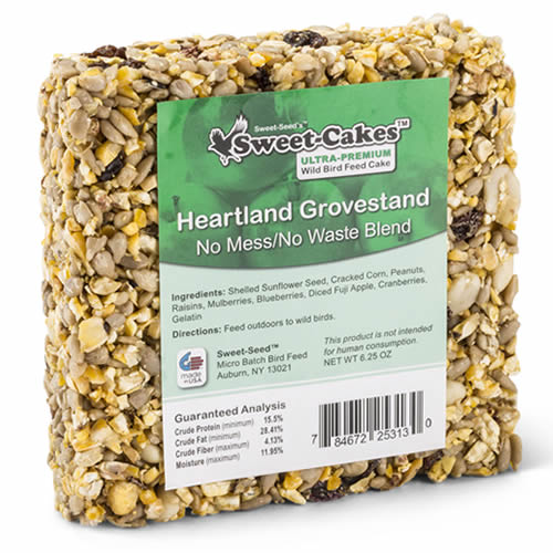 Heartland Grovestand Seed Jr. Cake, Set of 3