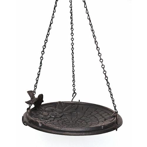 Motif Hanging Birdbath