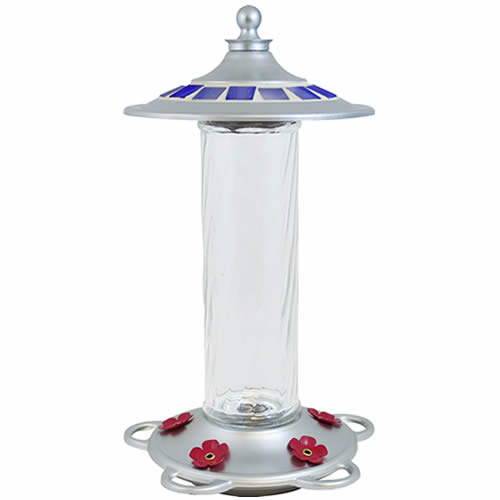 Mosaic Glory Hummingbird Feeder