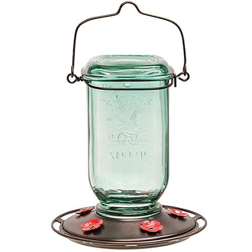 Mason Jar Nectar Feeder