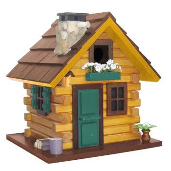 Country Comfort Bird House