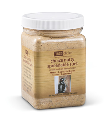Choice Nutty Spreadable Suet