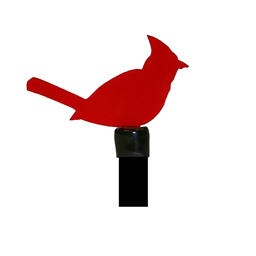 Decorative Cardinal Finial