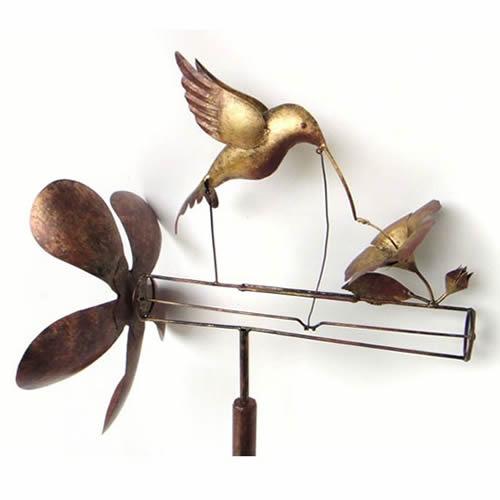 Classic Hummingbird Whirligig