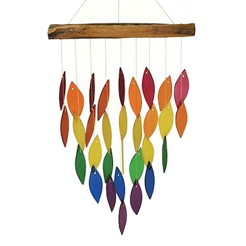 Rainbow Waterfall Chime