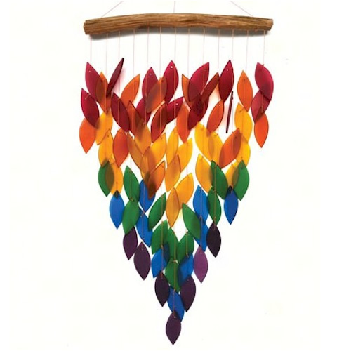 Deluxe Rainbow Waterfall Chime