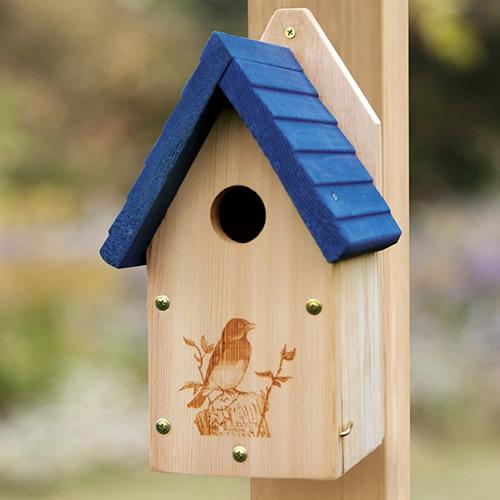 Garden Bluebird House