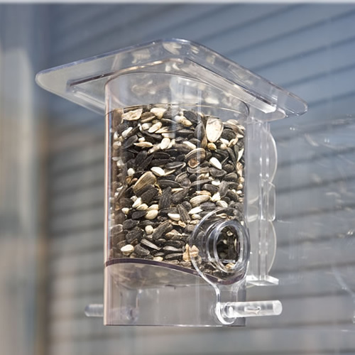 K-Feeders' Window Bird Feeder