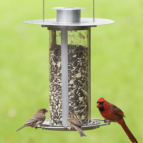 Solar Lantern Bird Feeder (LTS01 Woodstream) photo