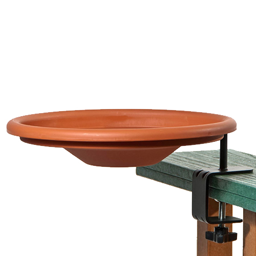 Duncraft Com Deck Mount Bird Bath