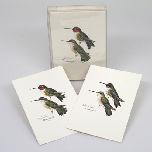 Peterson Hummingbird Notecard Assortment