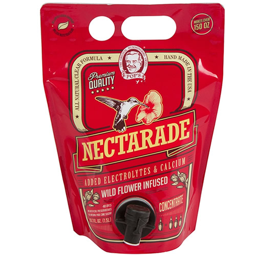 Pops Nectarade Concentrate - 1.5 Liters