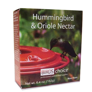 Hummingbird and Oriole Nectar