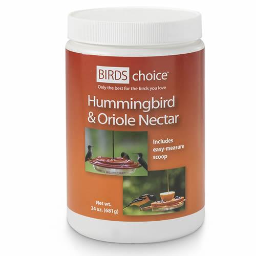 Hummingbird Oriole Nectar