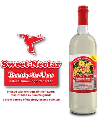 Hummingbird RTU Sweet Nectar