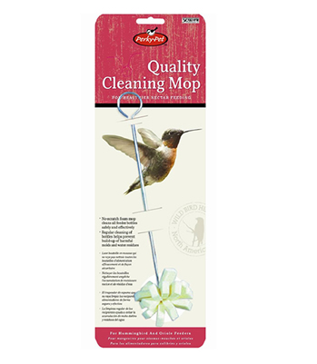 Feeder Cleaner Foam Mop