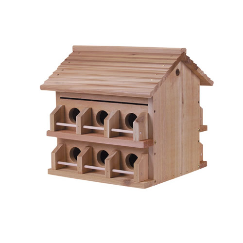 Cedar Purple Martin House
