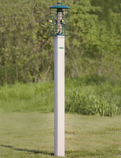 "Duncraft 60"" Masterpiece 4 x 4 Mounting Post"