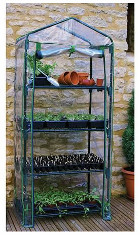 4 Tier Growhouse