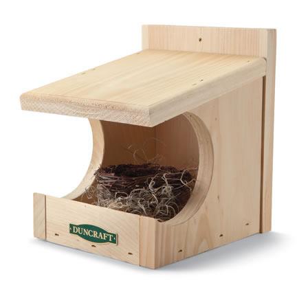 Duncraft Robin Nesting Shelter