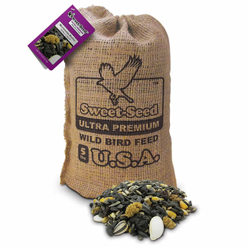 Sweet Treats Montezuma Medley Bird Seed