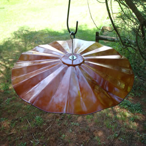 XL Hanging Disc Baffle