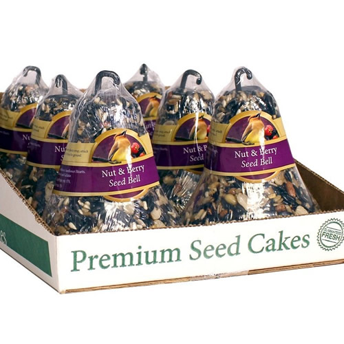 Harvest Blend Seed Bell, Set of 6