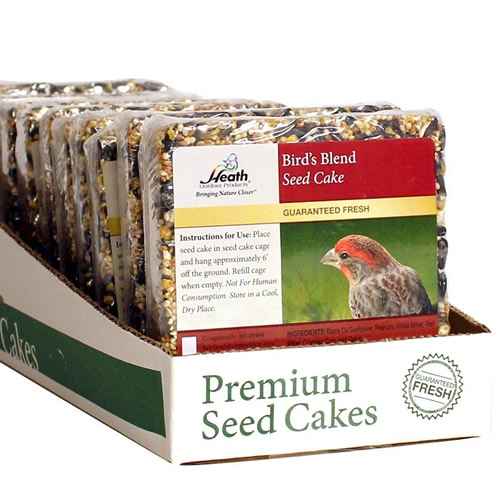 Premium Birds Blend Cake, Set of 10