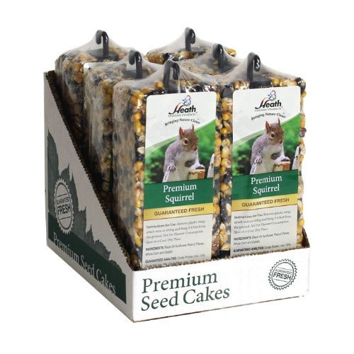 Premium Squirrel Bar, Set of 6