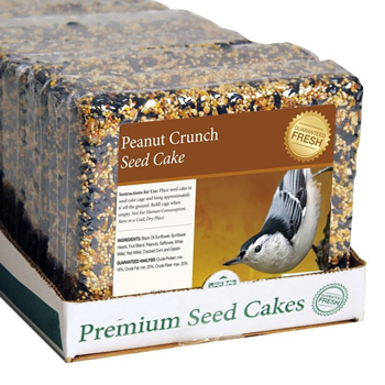 Peanut Crunch Cake Set of 3