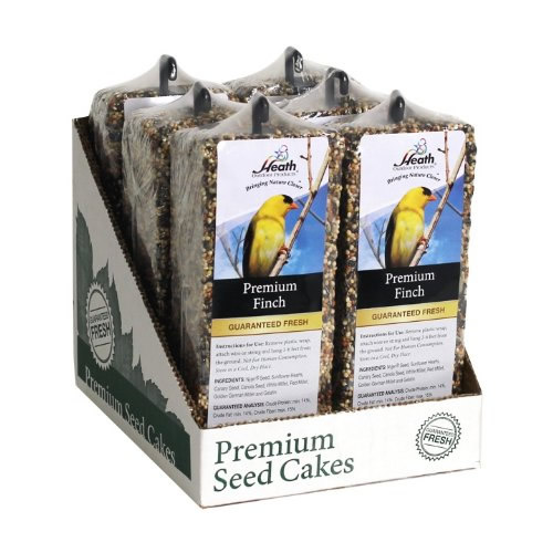 Premium Finch Bar, Set of 6
