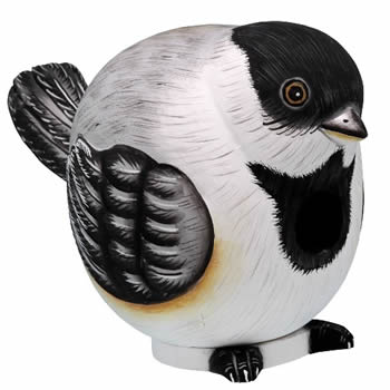 Chickadee Gord-O Bird House