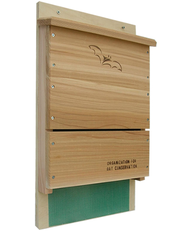 Single Chamber OBC Bat House Kit