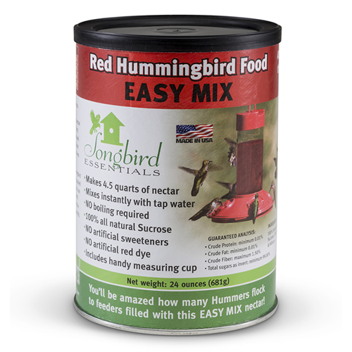 All Natural Red Hummingbird Nectar