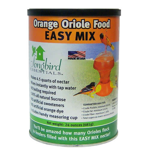 Easy Mix Oriole Nectar - 24 oz.