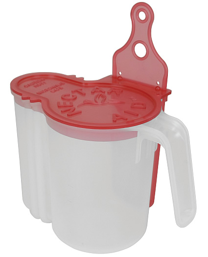 Duncraft.com: Nectar Aid Self Measuring Pitcher