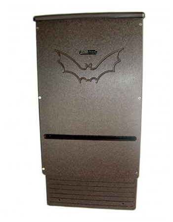 Recycled Bat House